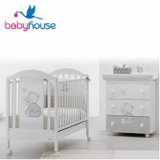Azzurra Design Cameretta Cuore Stelle Baby House