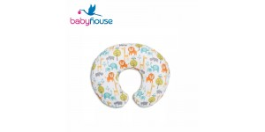 Chicco Cuscino Allattamento Boppy Cover Peaceful Jungle Baby House