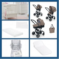Set Convenienza Happy Spring Baby House