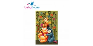 Vivace Tappeto Disney Kids Winnie the Pooh & Friends Baby House